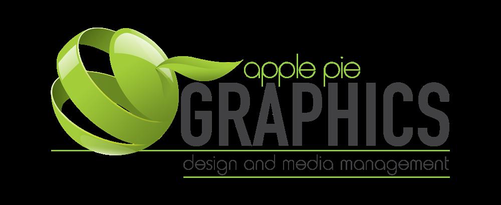 Apple Pie Graphics Logo
