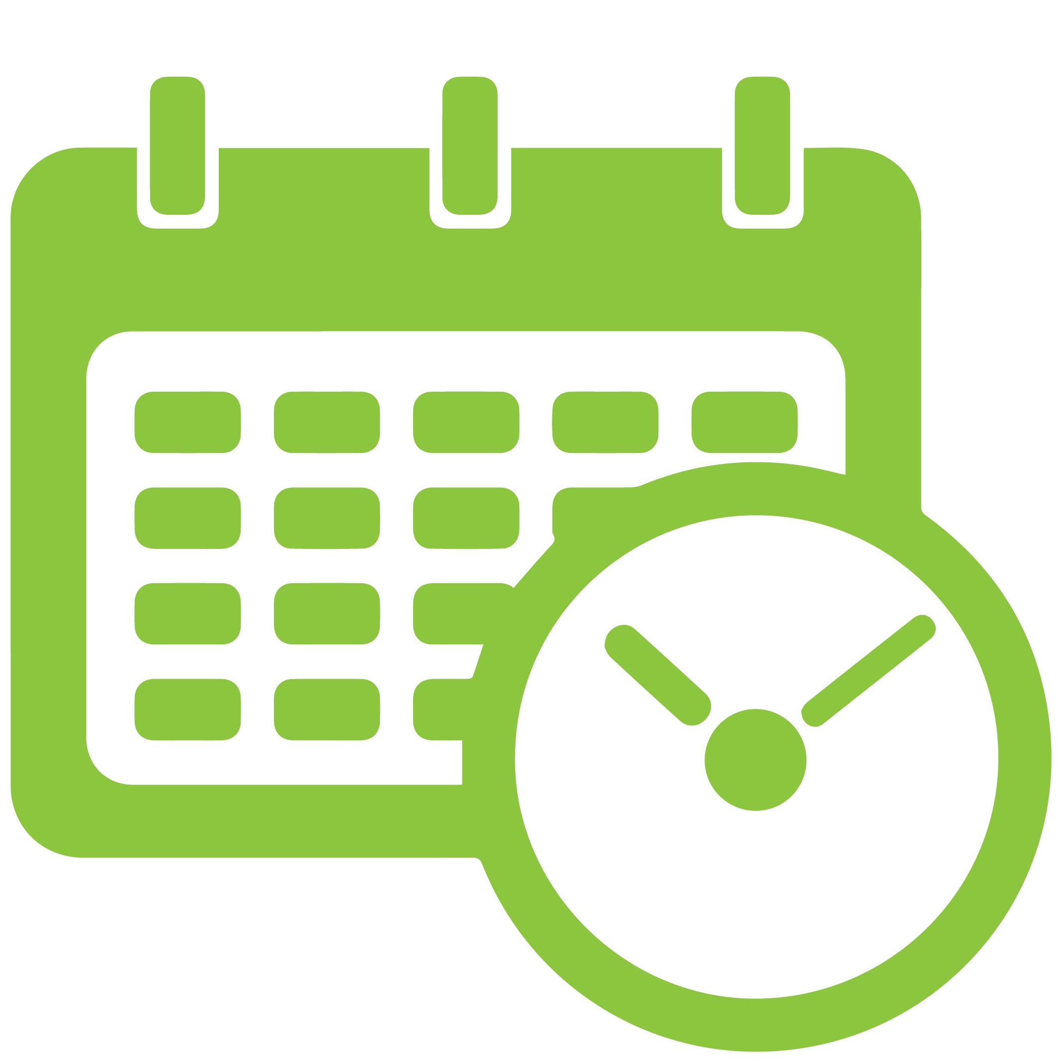 deadline driven icon